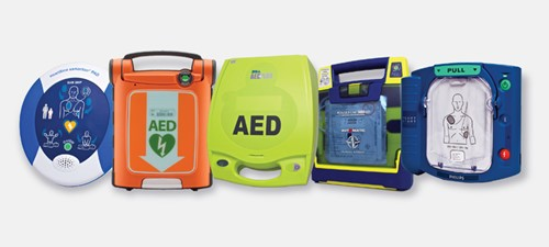 AED/PAD Recognition